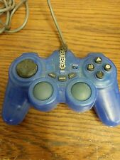 tremor blue ps2 play station 2 controller