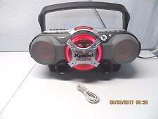 Sony Xplod CFD-G505 CD / Cassette / Radio / MP3 Boombox Ghetto Blaster