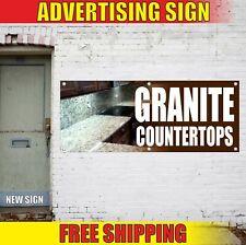 Granite Countertops Banner Advertising Vinyl Sign Flag furniture kitchen counter