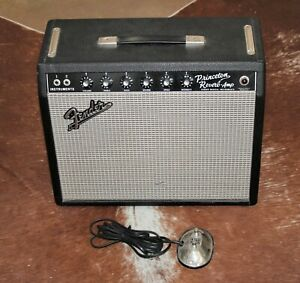 1965 Transitional CBS Fender Princeton Reverb-Amp AA764