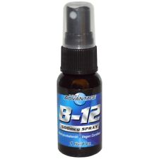 Pure Advantage, B-12 Spray, 500 mcg, 1 fl oz