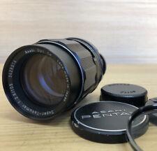 *Near Mint* Pentax Super Takumar 105mm F/2.8 Portlait MF Lens M42 From Japan