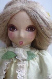 Ancienne poupée Marie d'o