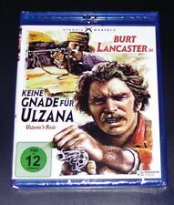 KEINE GNADE FÜR ULZANA MIT BURT LANCASTER SPECIAL EDITION BLU RAY + DVD NEU &OVP