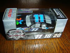 #11 Denny Hamlin FED EX Office 2011 Toyota Camry 1:64 ACTION NASCAR FREE SHIP