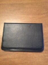 Acase Kindle Fire Premium Micro Fiber Leather Case with built-in Stand - Black
