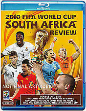 Official FIFA World Cup Review - South Aftrica 2010 (Blu-ray, 2010, 2-Disc Set)