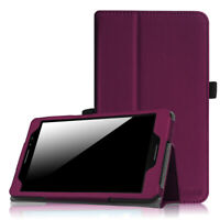 AT&T Trek 2 HD (6461A) / ZTE Trek 2 HD (K88) 8'' Folio Leather Case Stand Cover