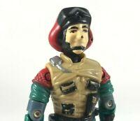 GI Joe LIFT-TICKET - TOMAHAWK PILOT Vintage Action Figure 1986