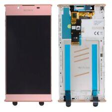 Sony Pantalla LCD Completo con Marcos para Xperia L1 G3311 G3312 G3313 Fucsia