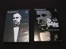 Godfather: The Game -- Limited Edition (Sony PlayStation 2, 2006)
