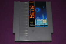 JOURNEY TO SILIUS - Sunsoft - Jeu Action Plate-Forme NES DAS EEC