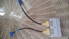 3Com SS 3 SWITCH 4400 CASCADE EXTENDER 3C17226 Used Working with two cables.