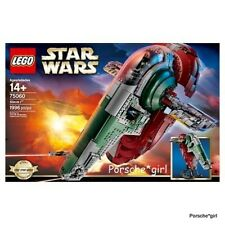 Lego Disney Star Wars Slave 1 Boba Fett Ship 75060 Bounty Hunter Galactic Empire