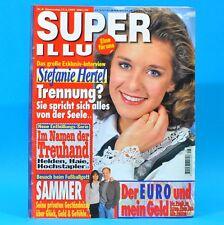 Super Illu 8-1997 | 13.02.1997 Stefanie Hertel Matthias Sammer Erich Mielke