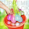 666 Pcs Bunch O Instant Water Balloons, Rapid-Fill, Self-Sealing, Already Tied