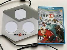 Wiiu Disney Infinity Game And Portal