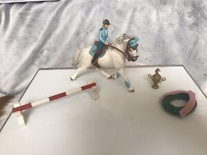 schleich chevaux lot