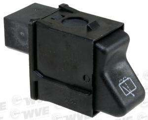 Windshield Wiper Switch Rear WVE BY NTK 1S1809