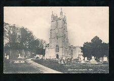Somerset WRAXALL Church Unused pre1919 PPC