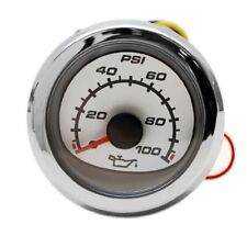 Mercury Smartcraft Boat Oil Pressure Gauge 79-879916K31 | 2 Inch