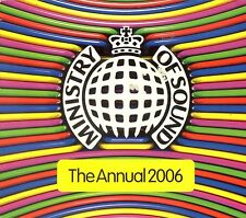 Ministry Of Sound The Annual 2006 2-isc CD Kelly Clarkson Freemasons Mby Cascada