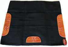 34x36 Horse Wool Western Show Trail SADDLE BLANKET Rodeo Pad Rug  36s478
