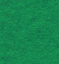 PREMIUM WOOL BLEND FELT 1-2mm Thick Plain Colour 300g Craft Felt Fabric