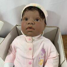 Lee Middleton Reva Original 1999 Black African American Doll Accessories Box