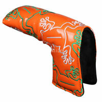 1pc Golf Putter Cover Frog Headcover For Scotty Cameron Taylormade Odyssey Ping