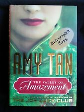 The Valley of Amazement by Amy Tan SIGNED First ed.