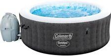 Coleman SaluSpa Havana 2-4 person Inflatable Outdoor Hot Tub Spa 71