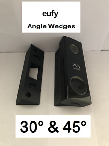 eufy WEDGE Angle for video doorbell  30° & 45°  (VIDEO DOORBELL NOT INCLUDED!!)