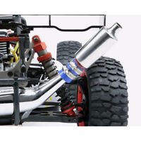 Silencer Exhaust Muffler Fits for HPI BAJA 5B SS ROVAN Scale 1/5 RC Gas Pipe