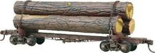 HO 42' Skeleton Log Car w/ Logs Kit - Kadee #102 vmf121