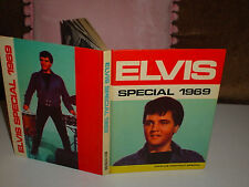 ELVIS SPECIAL  / ANNUAL / BOOK * 1969 * AN ELVIS MONTHLY SPECIAL  ALBERT HAND UK