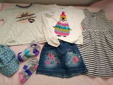 Bundle Girls Clothes - age 6-7yrs, great condition!
