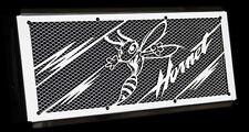 cache / Grille de radiateur Honda 600 Hornet 2003>2006 Frelon V2 + grill. alu