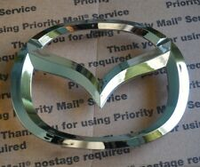 Mazda 2 3 5 6 MazdaSpeed6 C235-51-731A Grille Emblem Grill Logo Badge Hood