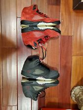 Air Jordan 5 Retro DMP Raging Bull Pack Authentic 100% With Box size 11