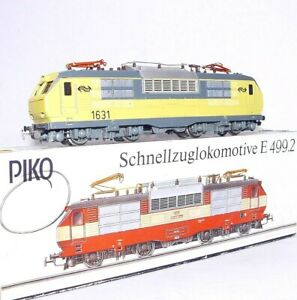 Piko HO 1:87 Dutch NS 1631 aka BR ES499 Medium ELECTRIC LOCOMOTIVE Boxed RARE!