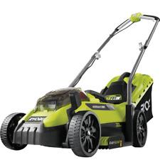Ryobi 18V ONE+ Cordless Electric Lawn Mower 33cm Cutting Width Brand New 6YR WTY