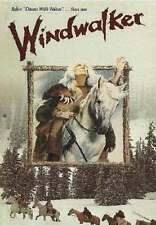 Windwalker - Trevor Howard -Nick Ramus, James Remar SEALED  ALL REG DVD