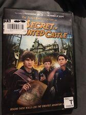 The Three Investigators in the Secret of Haunted Castle (DVD, 2015)