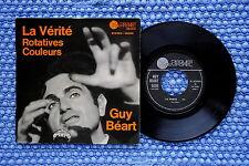GUY BEART / EP TEMPOREL GB 60008 / BIEM 1969 ( F )