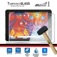 Tablet Tempered Glass Screen Protector Cover For Argos Alba 10 Inch
