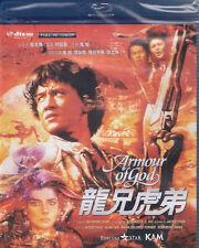 Armour of God 1 Blu Ray Jackie Chan Alan Tam Rosamund Kwan NEW Action Eng Sub