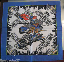 BIKER MICE FROM MARS BANDANA 1993 Brentwood Television Funnies NEW Old Stock