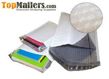 100 #5 - 10.5 x 16 POLY BUBBLE MAILERS ENVELOPES USA