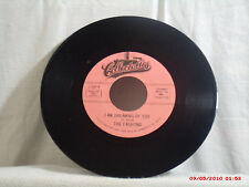 THE FASHIONS-c-(45)-I AM DREAMING OF YOU / LONESOME ROAD - COLLECTABLES - 1980'S